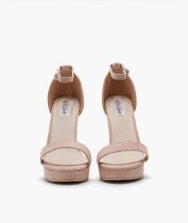 Mid Platform Sandal